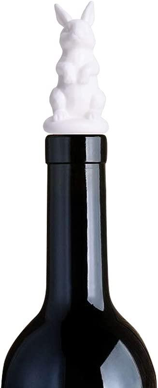 Vencer Wine And Beverage Bottle Stopper Rabbit Bottle Stopper VWS 002