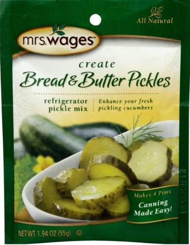 Pickle Mix Refrg Bread & Butter