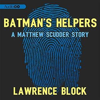Batman's Helpers cover art