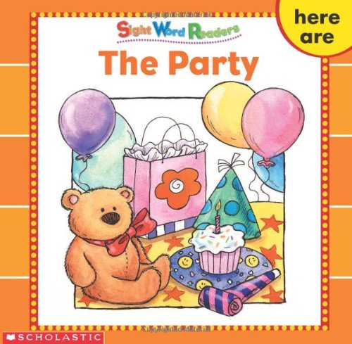 The Party (Sight Word Library)の詳細を見る
