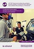 Tratamiento de datos de una batería de tests, pruebas y cuestionarios de la valoración de la condición física, biológica y motivacional. AFDA0210 (Spanish Edition)