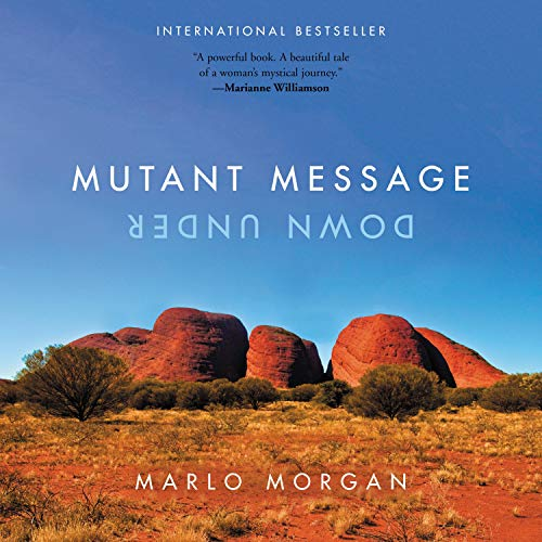 Mutant Message Down Under  By  cover art
