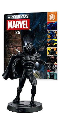 Pantera Negra - Marvel Fact Files. 25