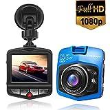 Upgraded Dash Cam 1080P Dashcam for Car Dash Camera with Super Night Vision