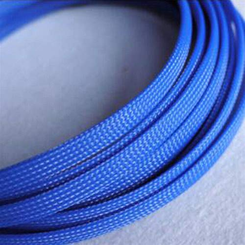 Cable Tidy Sleeves, Longitud 1-50Meters azul real del diámetro interior de 3-30mm...