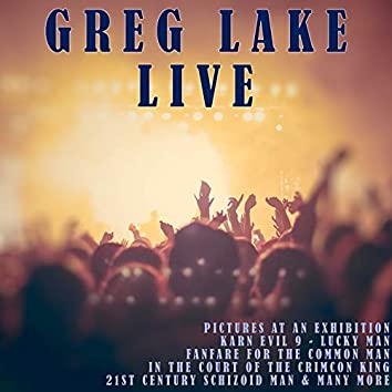 Greg Lake