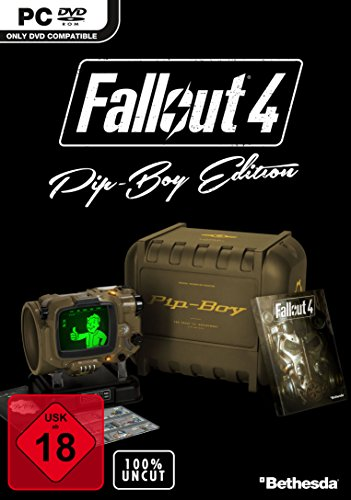 Fallout 4 Uncut - Pip-Boy Edition - [PC]