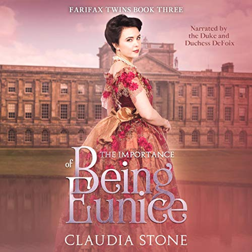 The Importance of Being Eunice Audiobook By Claudia Stone cover art