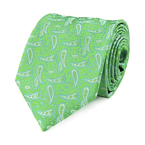 VIRTUOSE Cravate paisley