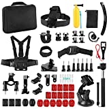 YISSVIC 65 in 1 Action Camera Accessories Kit GoPro Accessory Kit for GoPro
