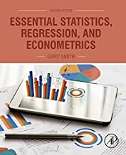 Best essential statistics regression and econometrics Reviews