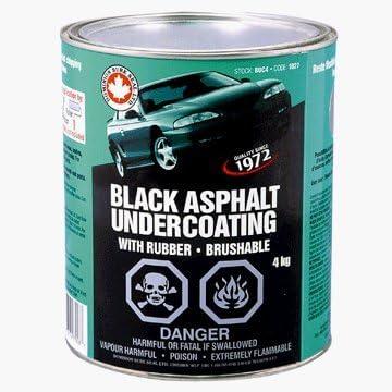 Oem Superior Credence Approved Brushable Asphalt-Bitumen - Base GALLO Undercoating