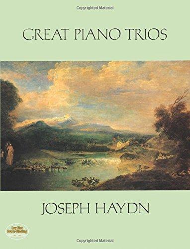 Great Piano Trios (Score): Noten, CD für Violine, Cello, Klavier