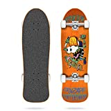 Cruzade Sketchy Is Fun Orange 9.0'x31' Complete Skateboard, Adultos Unisex, Multicolor (Multicolor), Talla Única