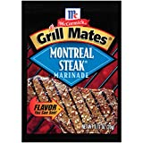Grill Mates Montreal Steak Marinade, .71 Oz. (Pack of 4)