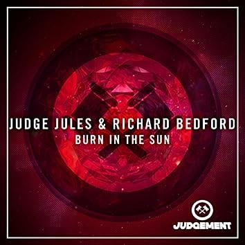 Burn In The Sun