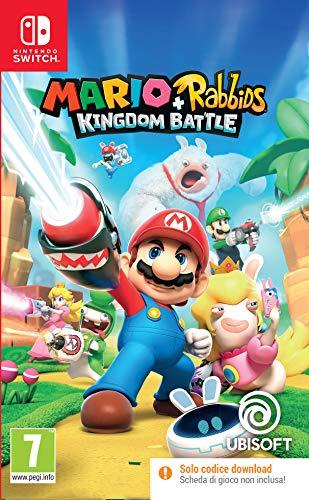 Mario + Rabbids Kingdom Battle Code in Box Switch - Nintendo Switch