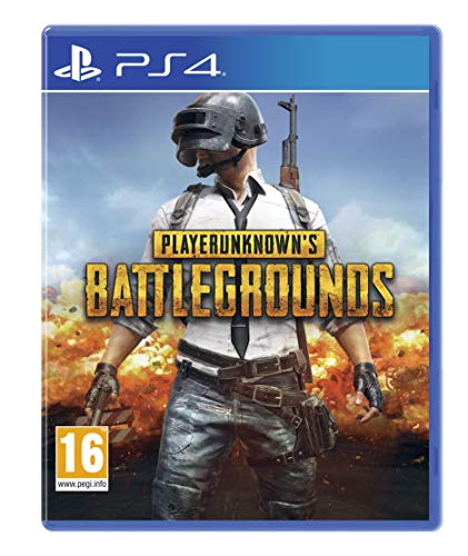 PUBG PS-4 AT Players Unknown Battlegrounds [Importación alemana]