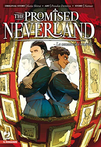 La canzone dei ricordi - The Promised Neverland Novel 2