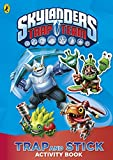 Skylanders Trap Team: Trap and Stick Activity Book