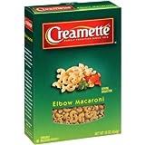Creamette Elbow Macaroni Pasta 16 oz. (Pack of 2)