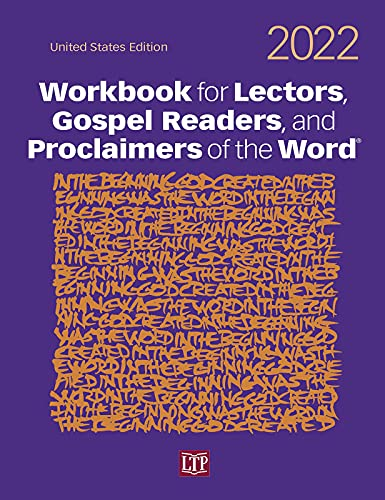 Compare Textbook Prices for Workbook for Lectors, Gospel Readers, and Proclaimers of the Word® 2022: United States Edition  ISBN 9781616716240 by Catherine Cory, Elizabeth Nagel, Peter OLeary, Stephen S. Wilbricht, CSC