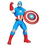 Marvel Hasbro Avengers Action Figure 10cm. Captain America B6295 B6613