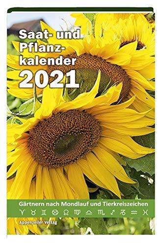 Saat- und Pflanzkalender 2022: Gärtnern nach Mondlauf und Tierkreiszeichen
