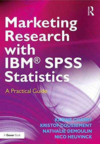 Marketing Research with IBM® SPSS Statistics: A Practical Guide (English Edition)