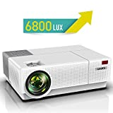 Best 1080p Projectors - Projector, YABER Native 1920x 1080P Projector 6800 Lumens Review