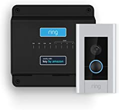 Ring Access Controller Pro Ethernet with Video Doorbell Elite - Professional installation required