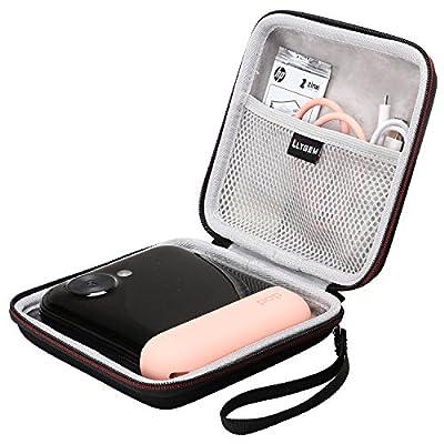 LTGEM EVA Hard Case for Polaroid POP 3x4 Instant Print Digital Camera - Travel Protective Carrying Storage Bag from LTGEM