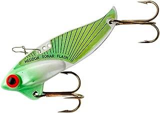 Heddon Rattling Sonar Flash Lure's (Green, 2 3/8-Inch, 1/2-Ounce)
