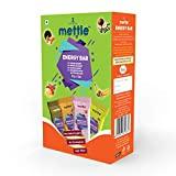 Assorted pack having all the variants of Mettle energy bars in a single pack so that you have an option to have different flavours from a single pack Perfect for the people who loves trekking, cycling, running, gyming. Also Athletes and Diabetics pat...