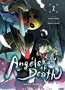 Angels of Death Edition simple Tome 2