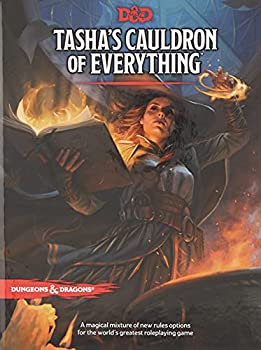 Tasha s Cauldron of Everything  D&D Rules Expansion   Dungeons & Dragons