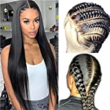 Best Full Lace Wigs - Straight Full Lace Wigs Human Hair Pre Plucked Review