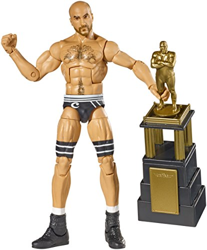 WWE – Elite Collection – Cesaro – Figurine Articulée 15 cm