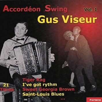 Accordéon Swing, vol. 1 (Belgian/French Accordion)