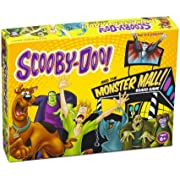 Paul Lamond Scooby Doo Monster Mall Game