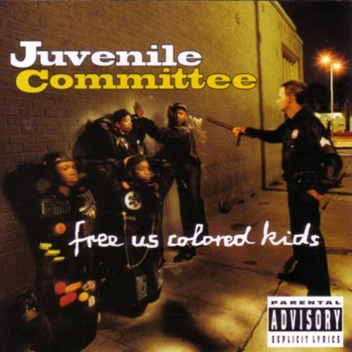 Free Us Colored Kids by Juvenile Committee (1993-10-12)