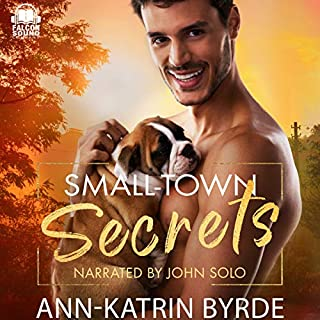Small-Town Secrets      Second Chances, Book 2              By:                                                                                                                                 Ann-Katrin Byrde                               Narrated by:                                                                                                                                 John Solo                      Length: 6 hrs and 53 mins     2 ratings     Overall 4.5