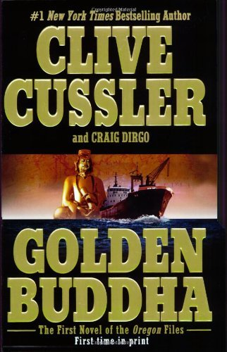 Golden Buddha by Clive Cussler (October 07,2003)