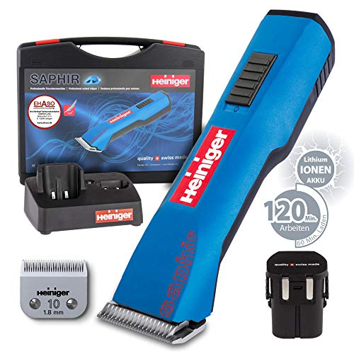 N//A Multi-Coloured Heiniger Unisex Adult 701023 Clippers Spring Blade