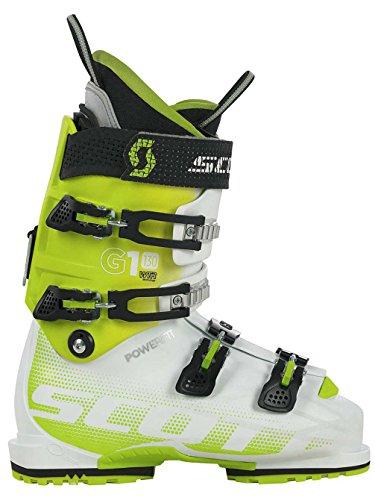 Scott invierno Bota esqui g 1 130 powerfit wtr-white/green-26.0 / 40.0