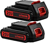 51Ylx7+pIxL. SL160  - Black And Decker 20V Lithium Battery
