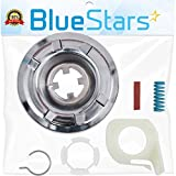 Ultra Durable 285785 Washer Clutch Kit Replacement by Blue Stars - Exact Fit for Whirlpool & Kenmore Washers - Simple Instruction Included - Replaces 285331 3351342 3946794 3951311 AP3094537