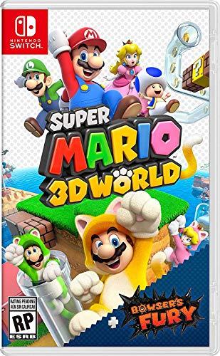 Super Mario 3D World + Bowser's ...