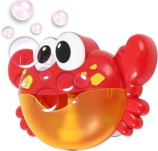 カエル シャボン玉 バブルマシーン しゃぼんだま液 電動式 動物12音楽付き お風呂用おもちゃ 水遊び 子供 赤ちゃん お風呂 入浴 おもちゃ バブルメー 泡泡製造機 結婚式