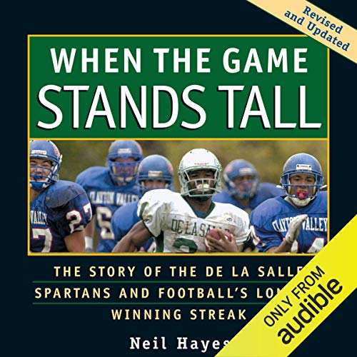 Couverture de When the Game Stands Tall